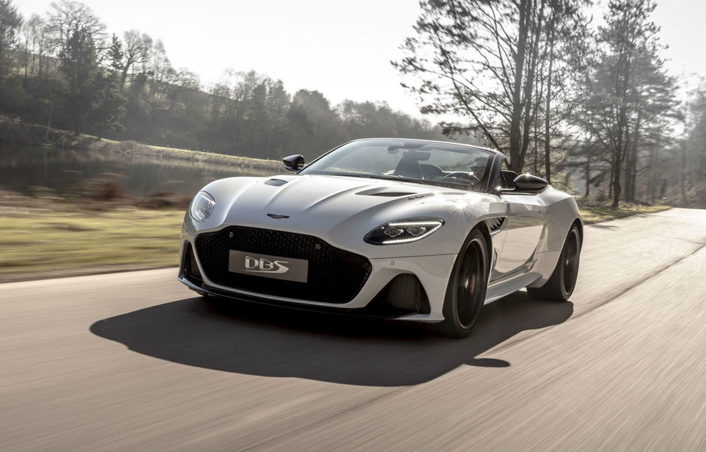 Vânzările Aston Martin au scăzut cu circa 30% în primul trimestru: pierderi de 119 milioane de lire sterline - Poza 1