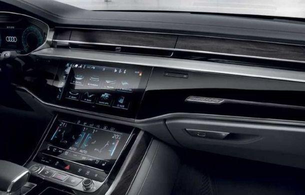 Audi a lansat noul A8 L Security: versiunea blindată a limuzinei germane rezistă la gloanțe și explozii - Poza 9