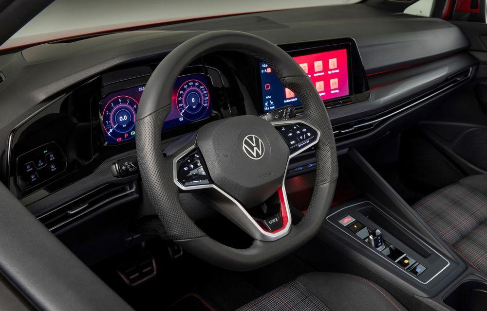 Noua generație Volkswagen Golf GTI ajunge în România în a doua jumătate a lunii septembrie: prețul de pornire pentru Hot Hatch-ul compact va fi de aproape 33.000 de euro - Poza 36