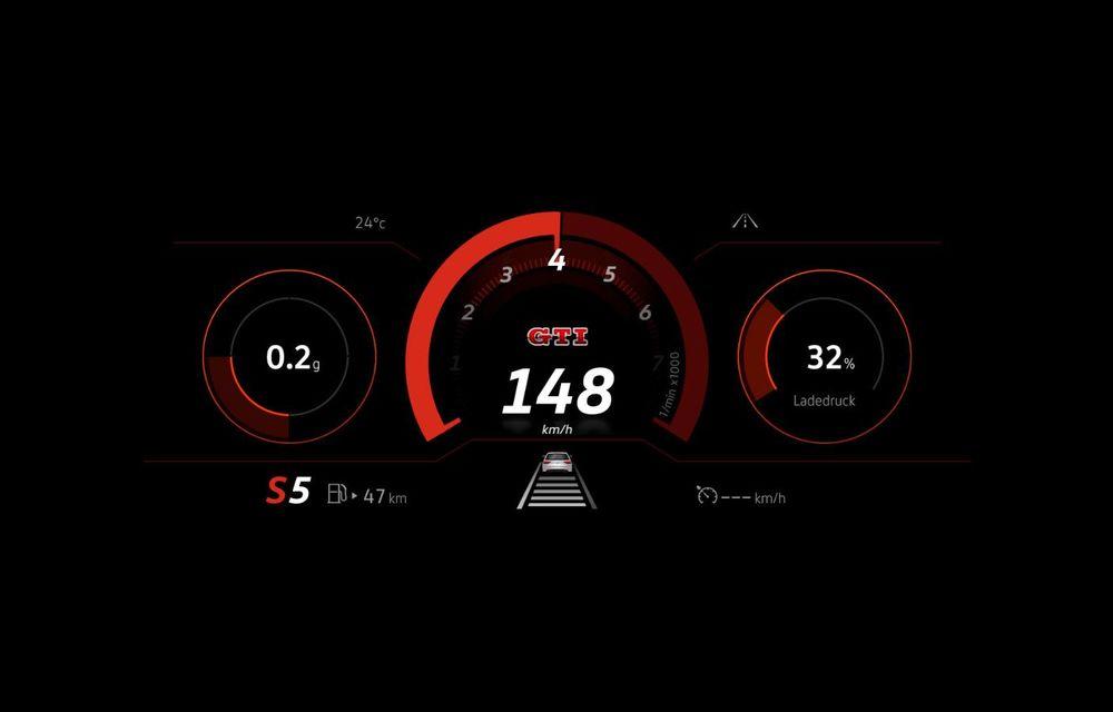 Noua generație Volkswagen Golf GTI ajunge în România în a doua jumătate a lunii septembrie: prețul de pornire pentru Hot Hatch-ul compact va fi de aproape 33.000 de euro - Poza 39