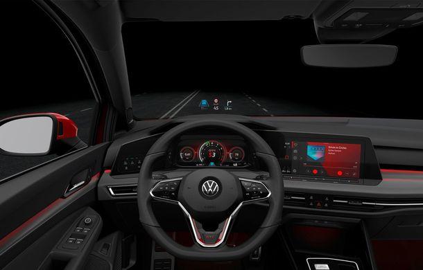 Noua generație Volkswagen Golf GTI ajunge în România în a doua jumătate a lunii septembrie: prețul de pornire pentru Hot Hatch-ul compact va fi de aproape 33.000 de euro - Poza 38