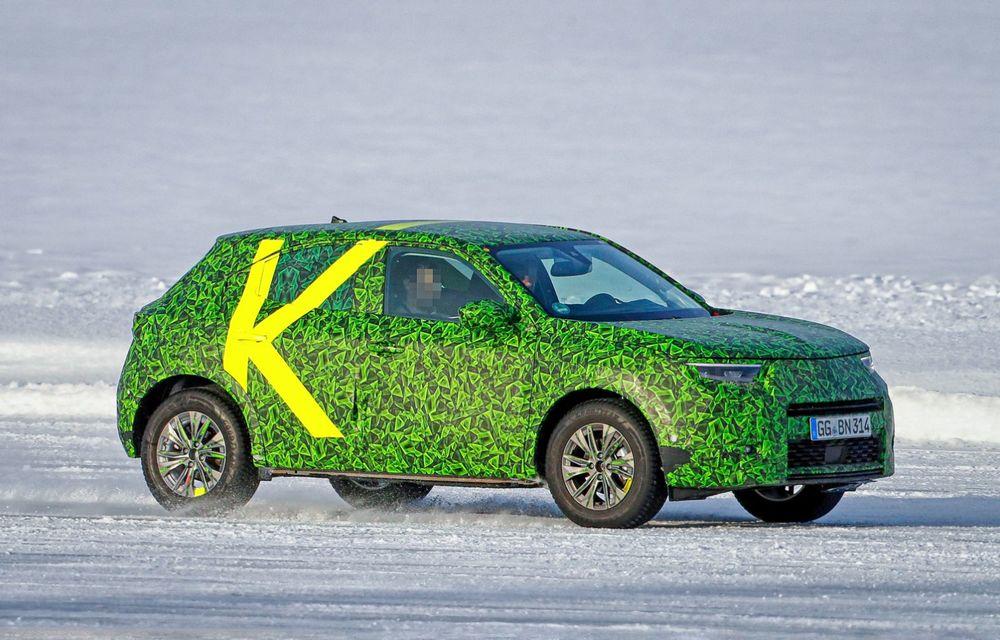 Imagini noi sub camuflaj cu viitorul Opel Mokka: SUV-ul producătorului german va avea versiune electrică și va fi lansat pe piață în 2021 - Poza 16