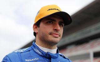 Carlos Sainz va concura pentru Ferrari în 2021 și 2022: locul spaniolului la McLaren a fost luat de Ricciardo