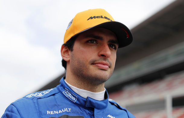 Carlos Sainz va concura pentru Ferrari în 2021 și 2022: locul spaniolului la McLaren a fost luat de Ricciardo - Poza 1