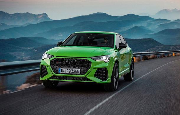 Audi RS Q3 Sportback este disponibil și în România: SUV-ul de performanță cu 400 CP pornește de la peste 65.000 de euro - Poza 1