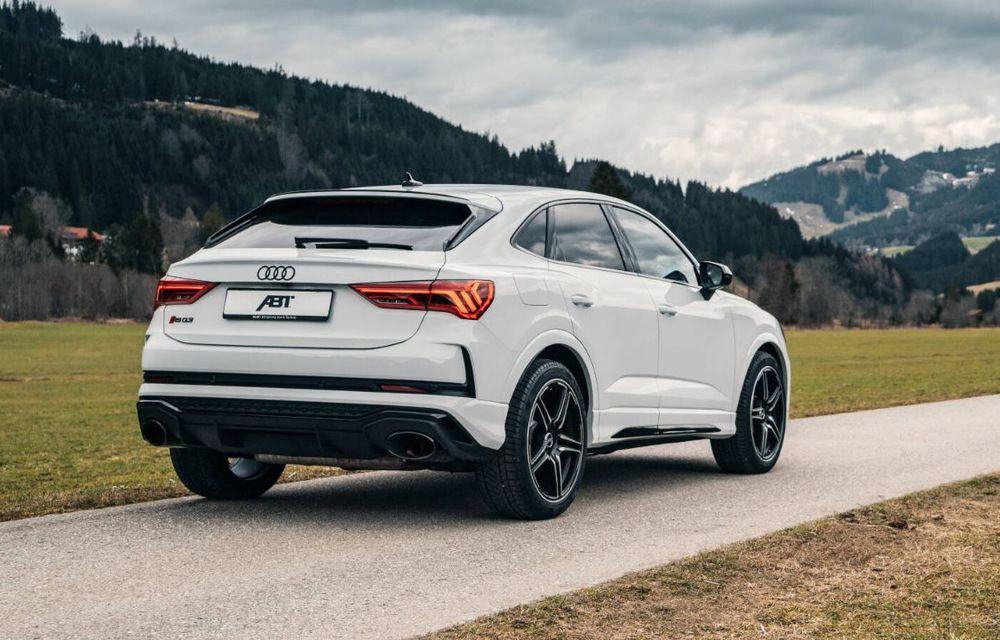 Pachet de performanță din partea ABT pentru Audi RS Q3 Sportback: 440 de cai putere și accelerație 0-100 km/h în 4.3 secunde - Poza 4