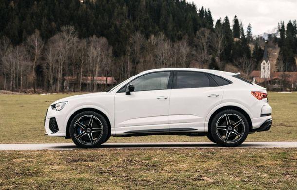 Pachet de performanță din partea ABT pentru Audi RS Q3 Sportback: 440 de cai putere și accelerație 0-100 km/h în 4.3 secunde - Poza 3