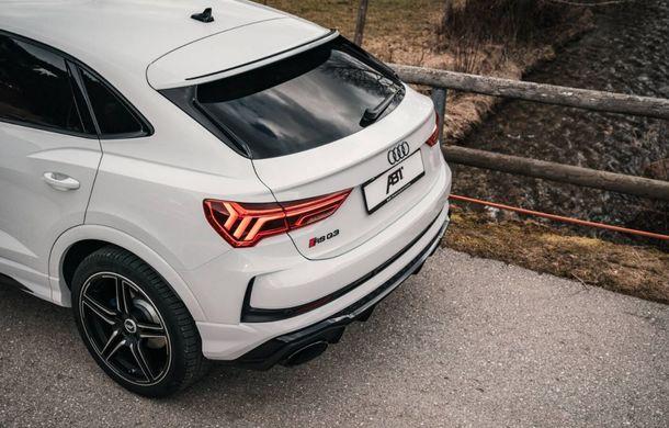 Pachet de performanță din partea ABT pentru Audi RS Q3 Sportback: 440 de cai putere și accelerație 0-100 km/h în 4.3 secunde - Poza 5