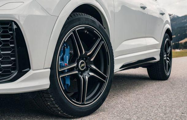 Pachet de performanță din partea ABT pentru Audi RS Q3 Sportback: 440 de cai putere și accelerație 0-100 km/h în 4.3 secunde - Poza 6