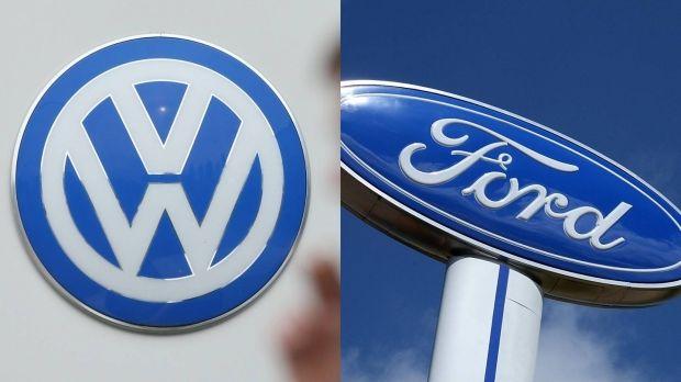 Parteneriat Volkswagen-Ford privind dezvoltarea de mașini electrice și autonome: noua strategie ar urma să fie anunțată în iunie - Poza 1
