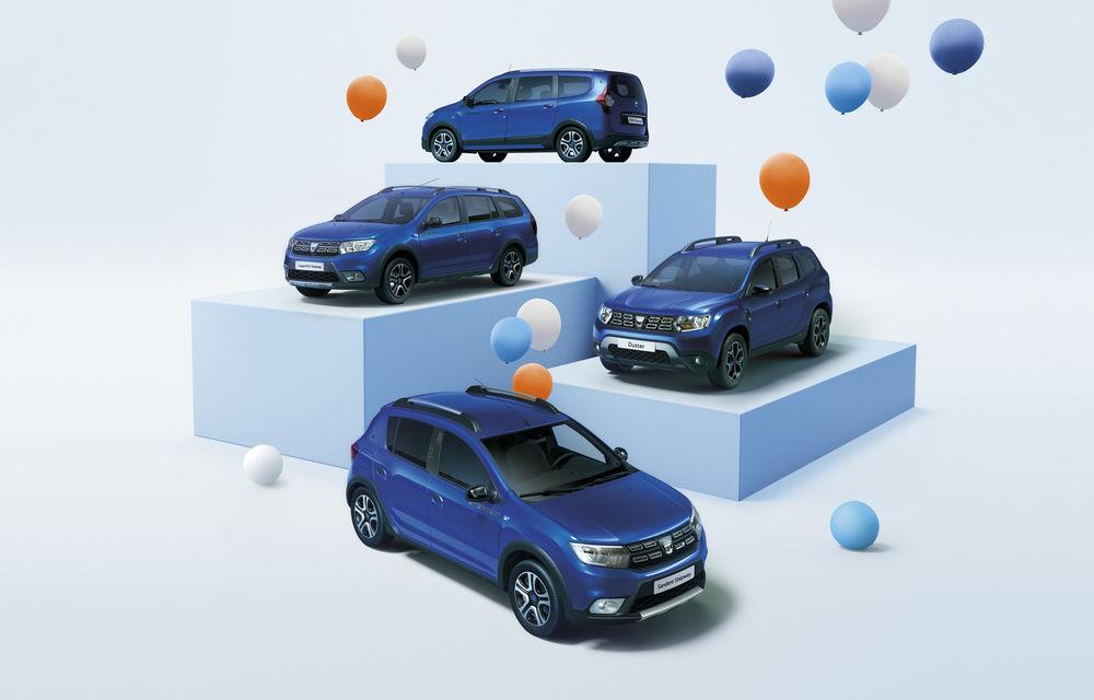 Dacia lansează o ediție specială pentru Duster și Sandero Stepway: brandul aniversează 15 ani de prezență în Europa - Poza 7