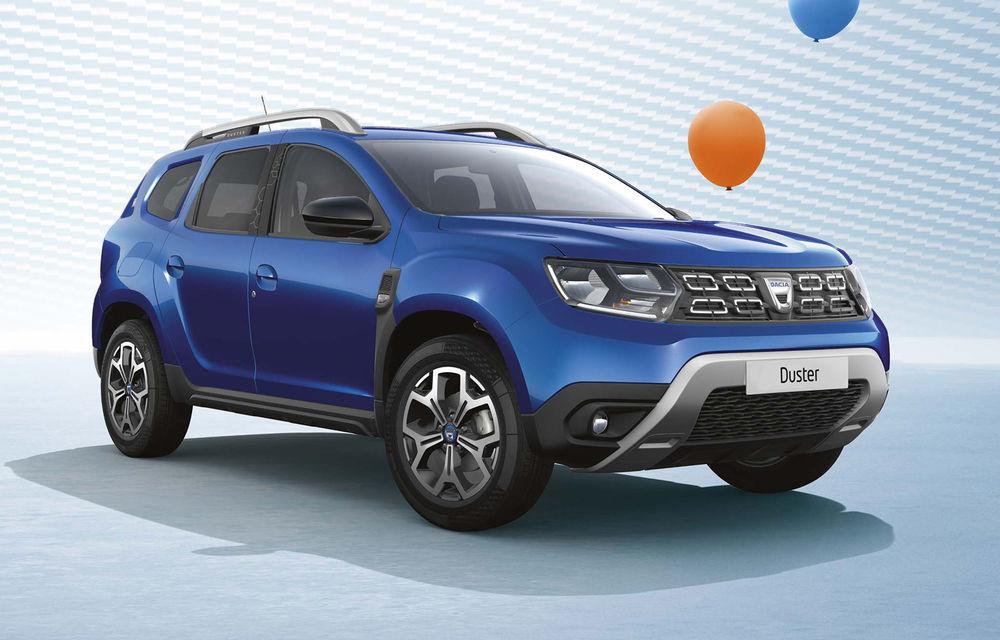 Dacia lansează o ediție specială pentru Duster și Sandero Stepway: brandul aniversează 15 ani de prezență în Europa - Poza 1