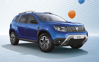 Dacia lansează o ediție specială pentru Duster și Sandero Stepway: brandul aniversează 15 ani de prezență în Europa