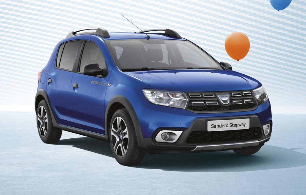 Dacia lansează o ediție specială pentru Duster și Sandero Stepway: brandul aniversează 15 ani de prezență în Europa - Poza 2