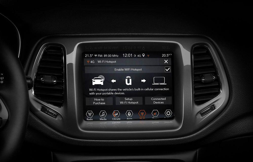 Îmbunătățiri pentru Jeep Compass: motorizare pe benzină de 1.3 litri și versiuni plug-in hybrid de 190 CP și 240 CP - Poza 9