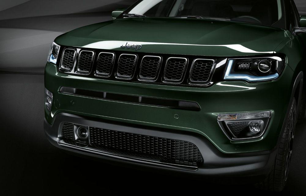 Îmbunătățiri pentru Jeep Compass: motorizare pe benzină de 1.3 litri și versiuni plug-in hybrid de 190 CP și 240 CP - Poza 3