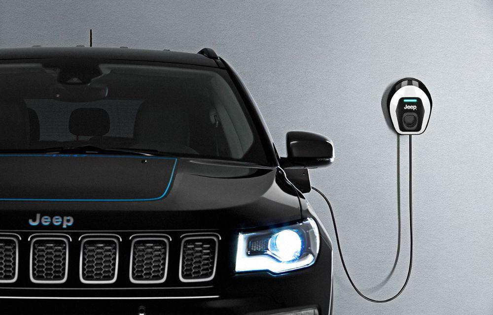 Îmbunătățiri pentru Jeep Compass: motorizare pe benzină de 1.3 litri și versiuni plug-in hybrid de 190 CP și 240 CP - Poza 5