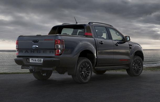 Ford Ranger primește ediția specială Thunder: jante de 18 inch, faruri și lumini de ceață LED și numai 4.500 de unități în Europa - Poza 7