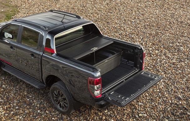 Ford Ranger primește ediția specială Thunder: jante de 18 inch, faruri și lumini de ceață LED și numai 4.500 de unități în Europa - Poza 15