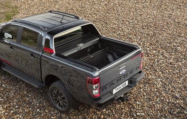 Ford Ranger primește ediția specială Thunder: jante de 18 inch, faruri și lumini de ceață LED și numai 4.500 de unități în Europa - Poza 11