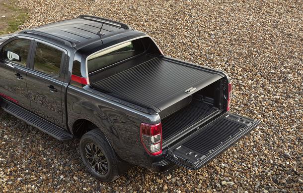 Ford Ranger primește ediția specială Thunder: jante de 18 inch, faruri și lumini de ceață LED și numai 4.500 de unități în Europa - Poza 16