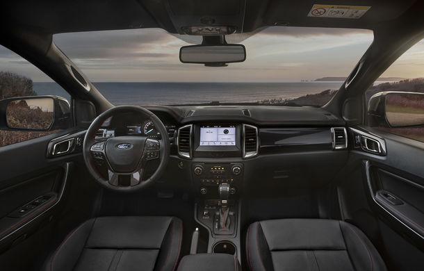 Ford Ranger primește ediția specială Thunder: jante de 18 inch, faruri și lumini de ceață LED și numai 4.500 de unități în Europa - Poza 17