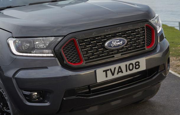 Ford Ranger primește ediția specială Thunder: jante de 18 inch, faruri și lumini de ceață LED și numai 4.500 de unități în Europa - Poza 10