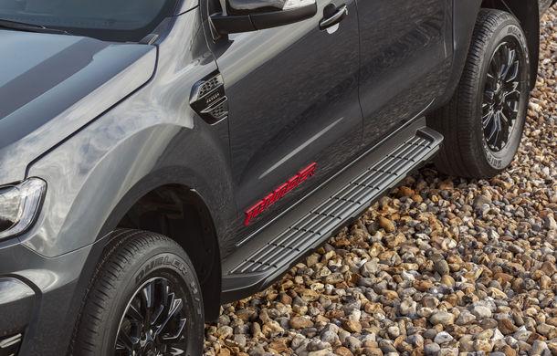 Ford Ranger primește ediția specială Thunder: jante de 18 inch, faruri și lumini de ceață LED și numai 4.500 de unități în Europa - Poza 8