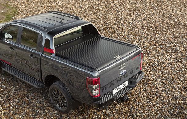 Ford Ranger primește ediția specială Thunder: jante de 18 inch, faruri și lumini de ceață LED și numai 4.500 de unități în Europa - Poza 12