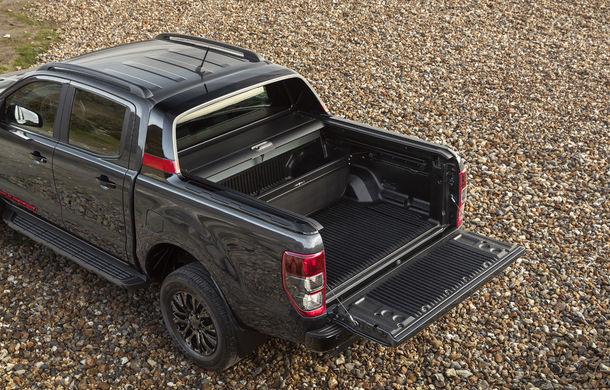 Ford Ranger primește ediția specială Thunder: jante de 18 inch, faruri și lumini de ceață LED și numai 4.500 de unități în Europa - Poza 13