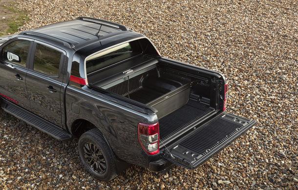 Ford Ranger primește ediția specială Thunder: jante de 18 inch, faruri și lumini de ceață LED și numai 4.500 de unități în Europa - Poza 14