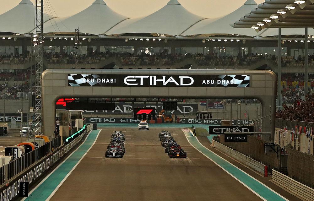 Prima versiune a noului calendar al Formulei 1 pentru sezonul 2020: total de 19 curse pe 16 circuite - Poza 1