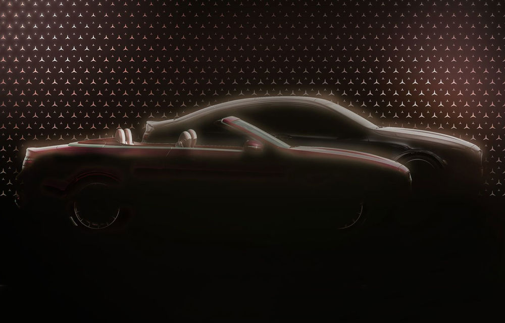 Primele imagini teaser cu viitoarele Mercedes-Benz Clasa E Coupe și Clasa E Cabrio facelift: cele două modele vor debuta în 27 mai - Poza 1