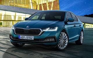 Skoda introduce în România un serviciu de rezervări online: mașinile de pe stoc, disponibile cu avans de 100 de euro