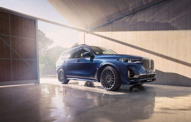 Alpina a prezentat noul XB7: SUV-ul dezvoltat pornind de la BMW X7 are motor V8 cu 621 de cai putere - Poza 2