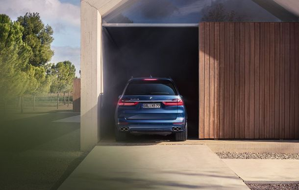 Alpina a prezentat noul XB7: SUV-ul dezvoltat pornind de la BMW X7 are motor V8 cu 621 de cai putere - Poza 6