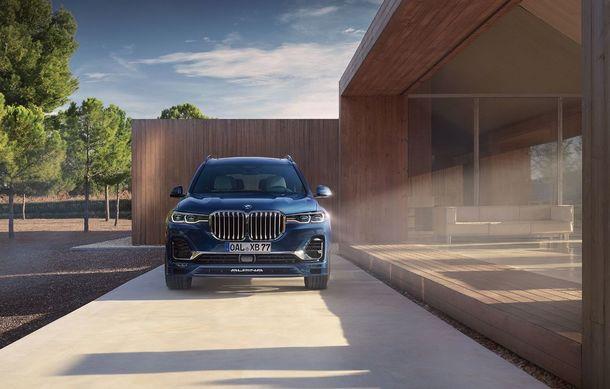 Alpina a prezentat noul XB7: SUV-ul dezvoltat pornind de la BMW X7 are motor V8 cu 621 de cai putere - Poza 3