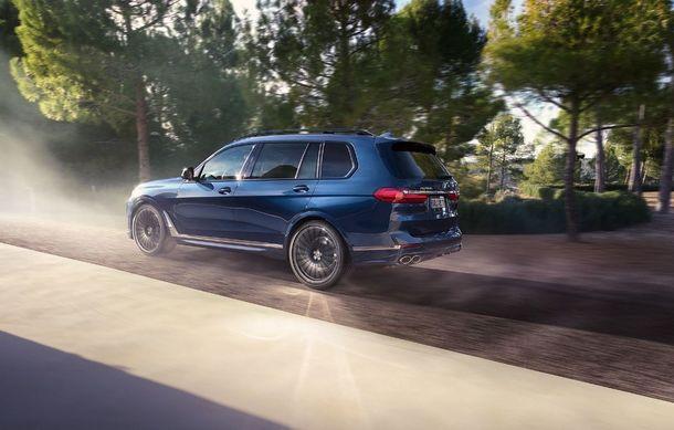 Alpina a prezentat noul XB7: SUV-ul dezvoltat pornind de la BMW X7 are motor V8 cu 621 de cai putere - Poza 8