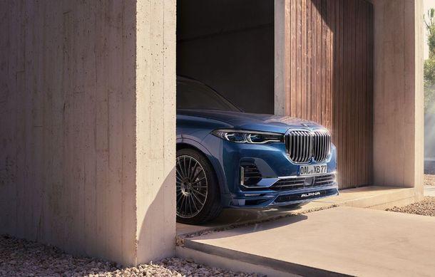 Alpina a prezentat noul XB7: SUV-ul dezvoltat pornind de la BMW X7 are motor V8 cu 621 de cai putere - Poza 9
