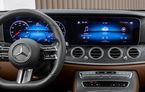 Prima imagine cu interiorul lui Mercedes-Benz Clasa E Coupe și Clasa E Cabrio facelift: ambele modele vor fi prezentate în 27 mai