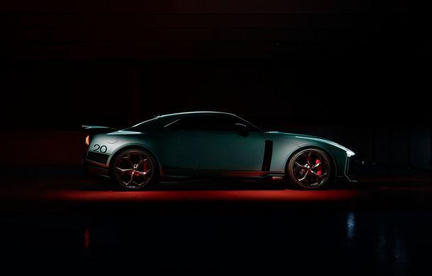 Primele imagini cu versiunea de producție a lui Nissan GT-R50 by Italdesign: modelul sport va fi asamblat în doar 50 de unități - Poza 8