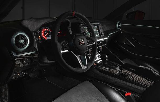 Primele imagini cu versiunea de producție a lui Nissan GT-R50 by Italdesign: modelul sport va fi asamblat în doar 50 de unități - Poza 10