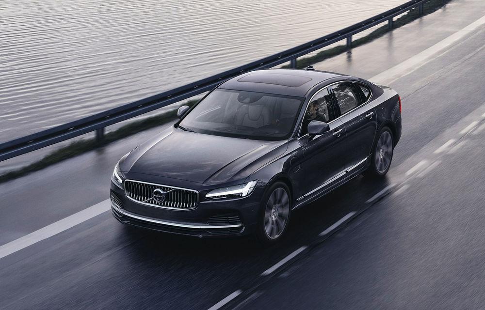 Volvo implementează o nouă măsură de siguranță: toate modele mărcii au acum viteza maximă de 180 km/h - Poza 1