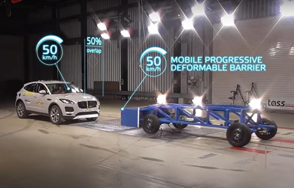 Euro NCAP introduce noi teste de siguranță: simularea impactului frontal între mașini care circulă cu 50 km/h și evaluarea tuturor pasagerilor după accident - Poza 1