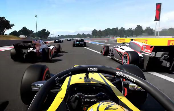 Un nou trailer pentru F1 2020: jocul apare în 10 iulie și va include o ediție specială cu 4 monoposturi pilotate de Michael Schumacher - Poza 1