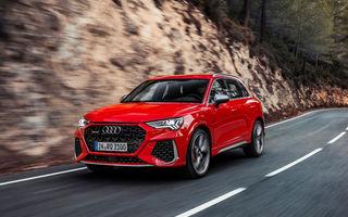 Audi RS Q3 poate fi comandat și în România: preț de pornire de aproape 65.000 de euro