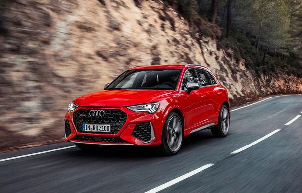 Audi RS Q3 poate fi comandat și în România: preț de pornire de aproape 65.000 de euro - Poza 1