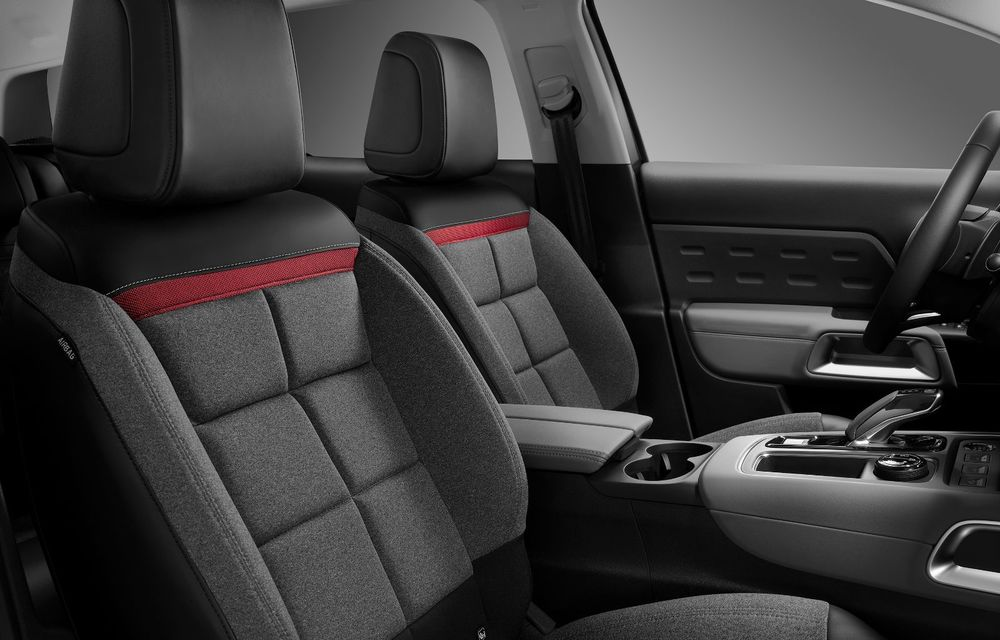 Citroen lansează ediția C5 Aircross C-Series: elemente speciale pentru caroserie și accesorii îmbunătățite pentru interior - Poza 6
