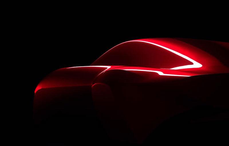 Primul teaser cu viitorul Berlinetta Aero dezvoltat de Touring Superleggera: modelul va fi prezentat în luna iulie - Poza 1