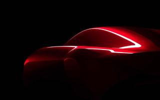 Primul teaser cu viitorul Berlinetta Aero dezvoltat de Touring Superleggera: modelul va fi prezentat în luna iulie